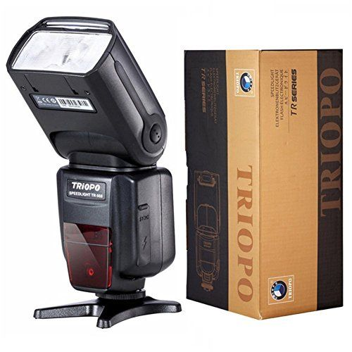 Introducing Triopo Tr988 18000 Hss Ettl Ittl Gn58 Flash Speedlite