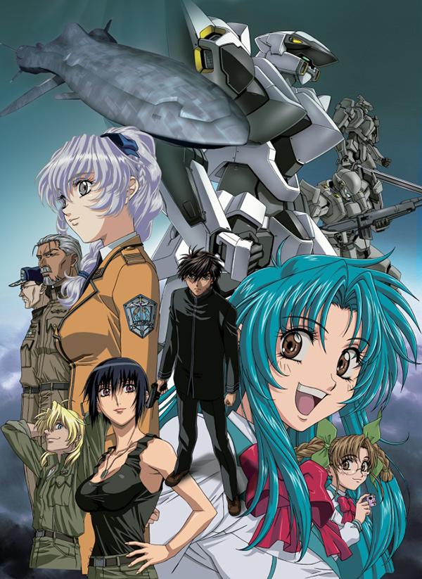L'anime Full Metal Panic Saison 4, daté au Japon