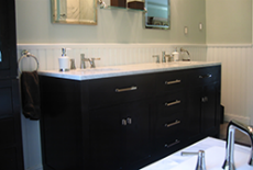 American Beadboard In A Bathroom Downingtown Pa With Images