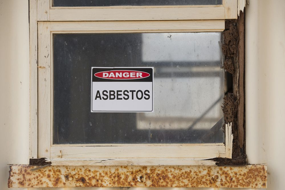 Signs You May Have Asbestos In Your House In 2020 Asbestos Health Words How To Remove