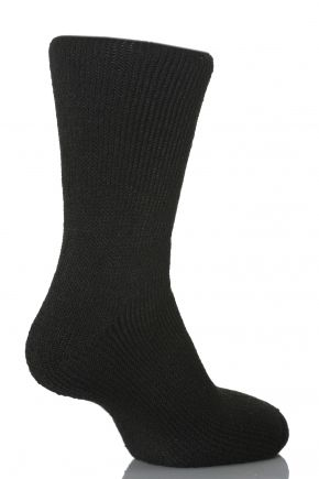 Ladies 1 Pair SockShop Long Heat Holders Thermal Socks