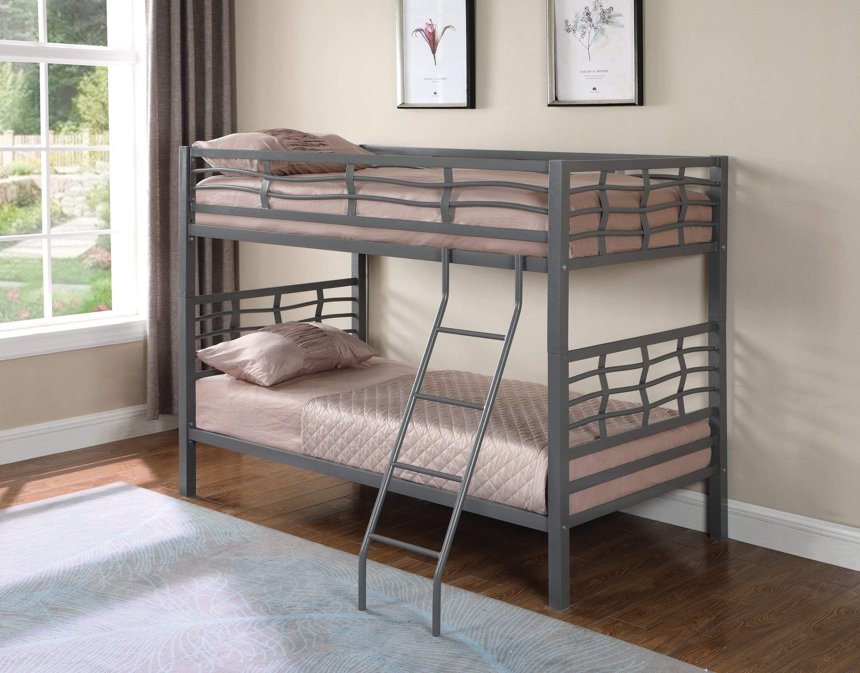 Image result for metal bunk beds for kids
