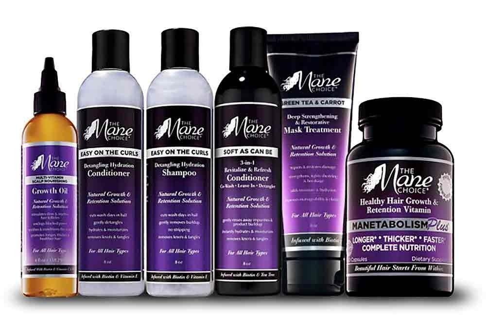 The Mane Choice Heads To Walmart The Mane Choice Hair Care