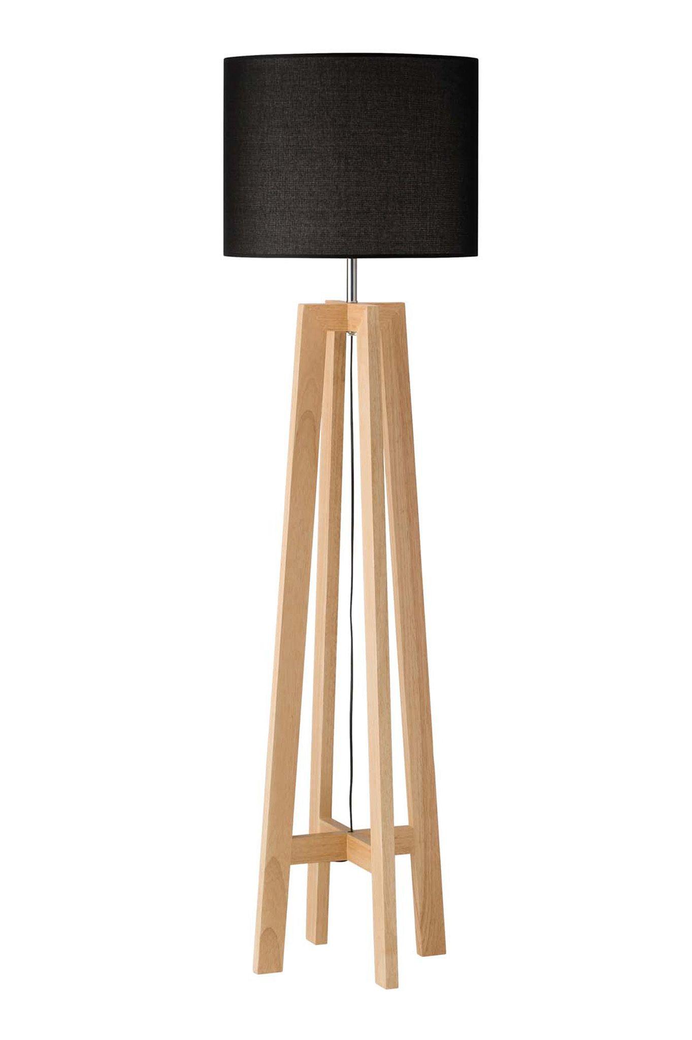 905 Chase Ash Timber Floor Lamp   Trending    Scandi Style ...