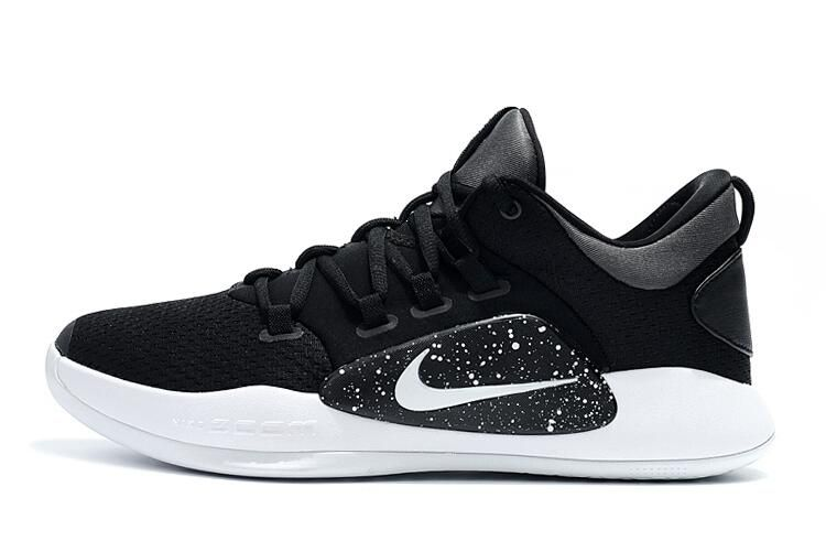 "new style 36cd8 55192 Nike Hyperdunk X Low EP ""Oreo"" Black White AR0465-003"