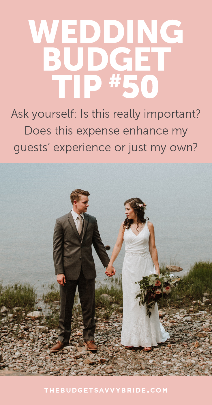 Wedding Budget Tip 50 Ask Yourself These Questions Budget Wedding Wedding Event Planning Event Planning Tips