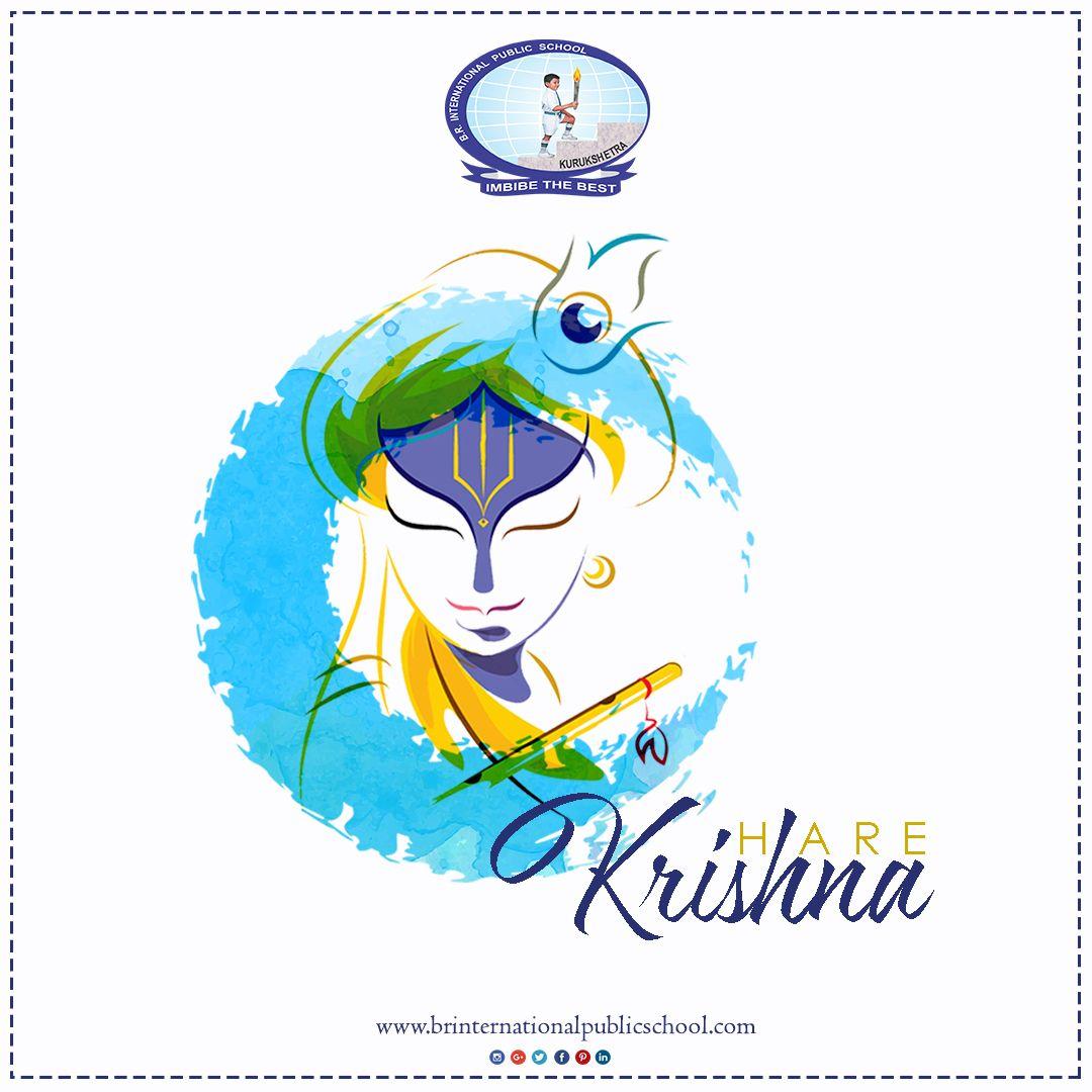 Jai Shri Krishna! May LordKrishna's blessings bring you