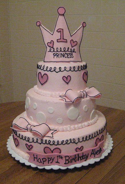 First Birthday Princess Free Printables