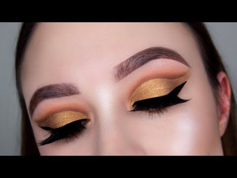 youtube eyeshadow tutorial for brown eyes