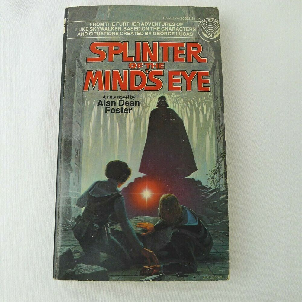 Details About Splinter Of The Mind S Eye Paperback Novel Alan Dean
