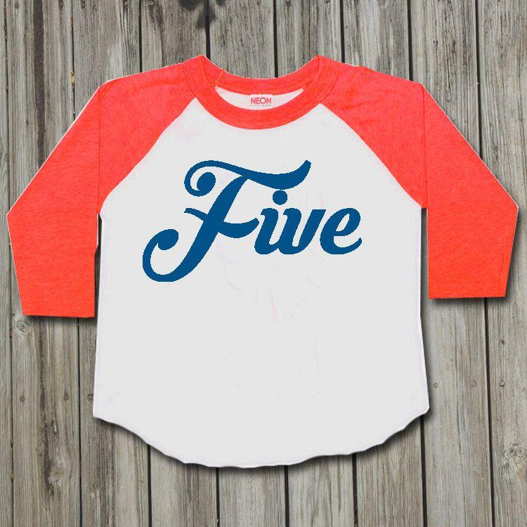 5 Year Old Birthday Shirt 5th Boys Fifth