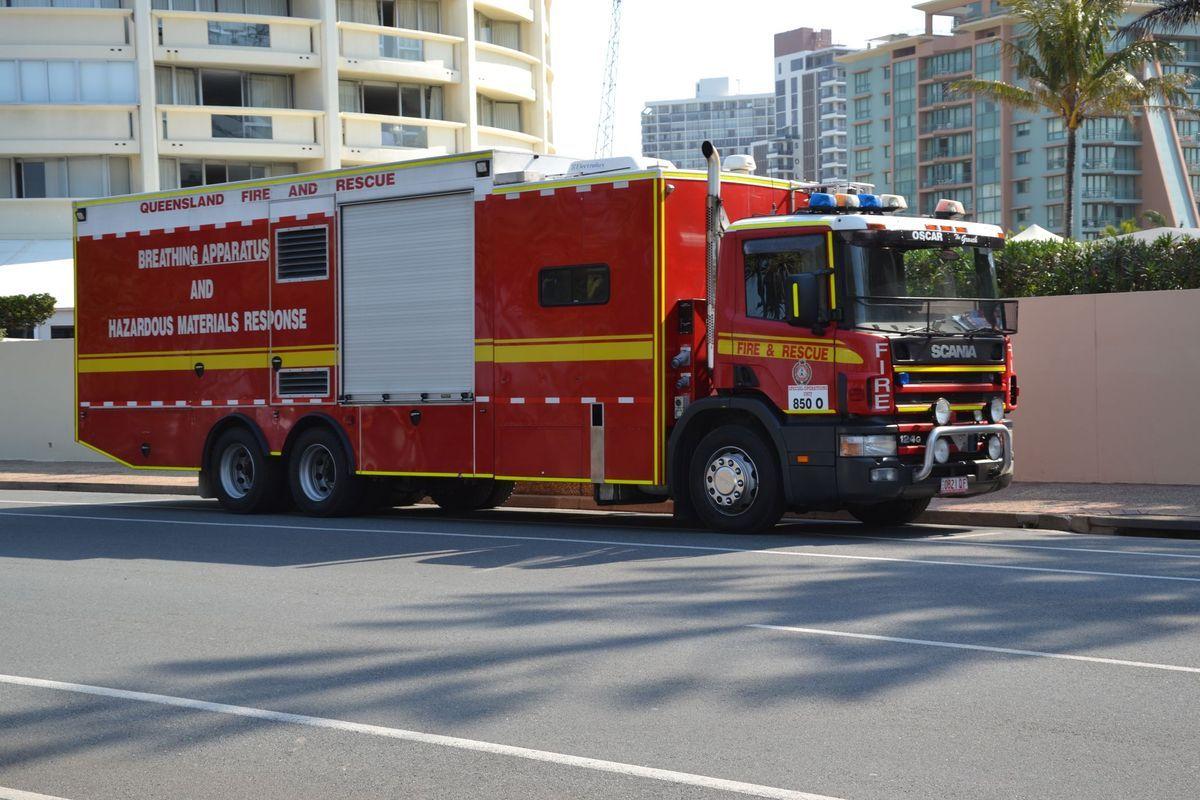 Gros camion de pompier camions pinterest gros - Image camion pompier ...