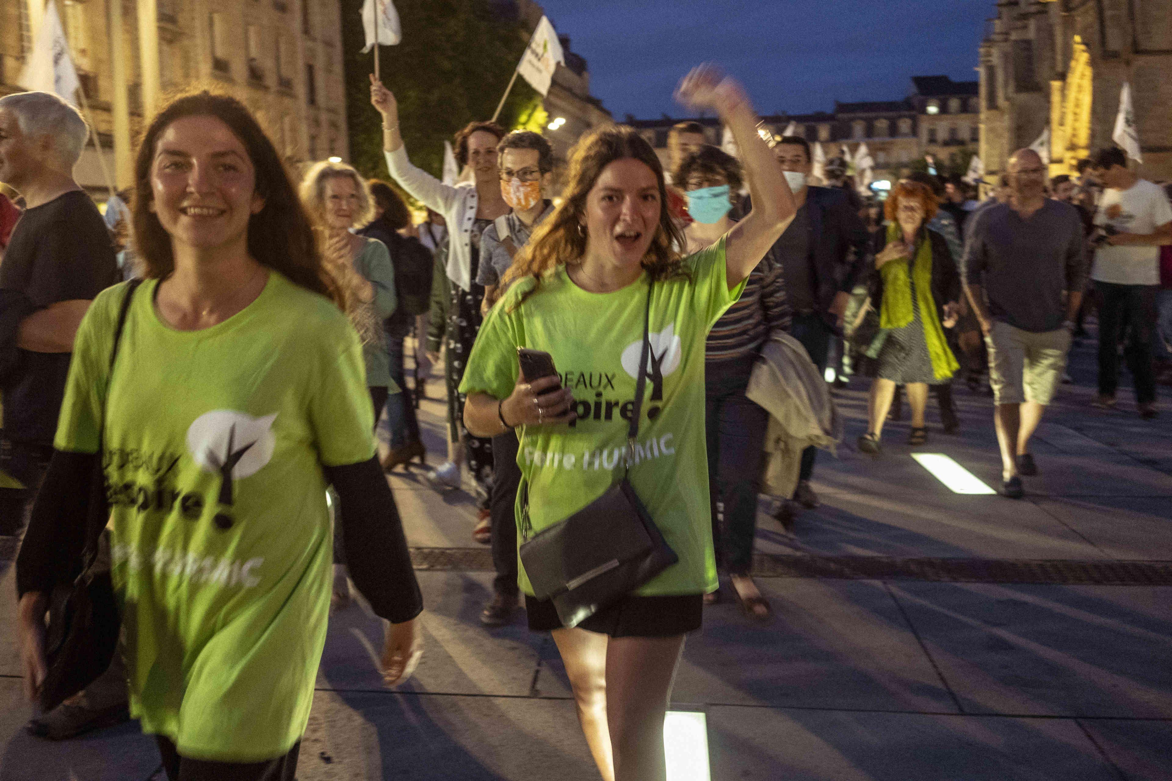Resume Paris Marseille 2020