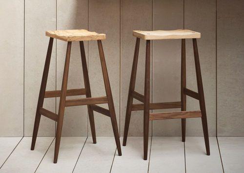 Sensational Contemporary Wood Bar Stool Imo Pinch Stools Wooden Bar Uwap Interior Chair Design Uwaporg