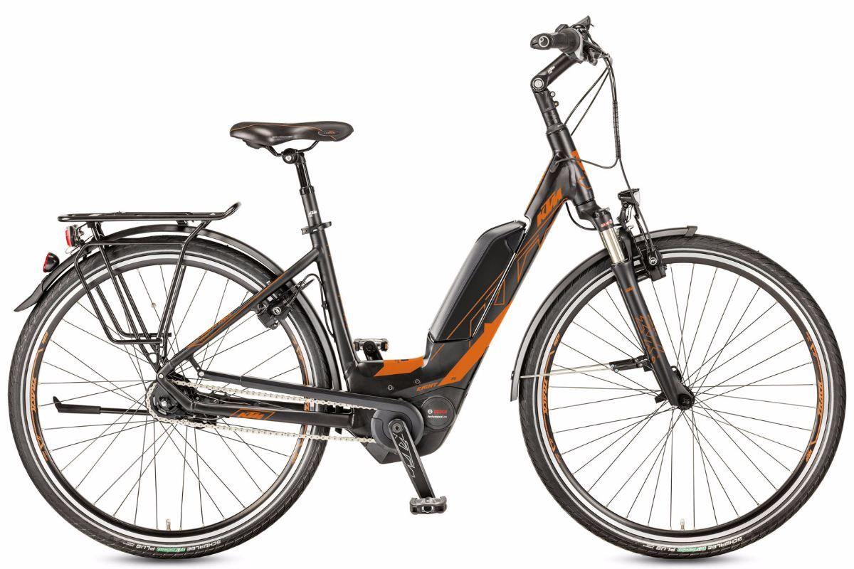 Cruisen Shoppen Touren Mit Dem Nagelneuen Ktm Macina Eight 28 P5 2017 Ebike Stylisches Orange Black Design Und Ausgestattet Mit Ktm Fahrrad Fahren Pedelec