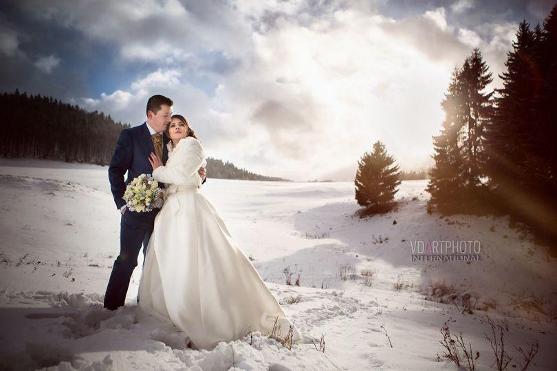 Egy téli esküvő margójára – Reni és Jani - Valódi esküvők a Fogadom online esküvői magazinon. Szerezz ötleteket valódi esküvőkből.