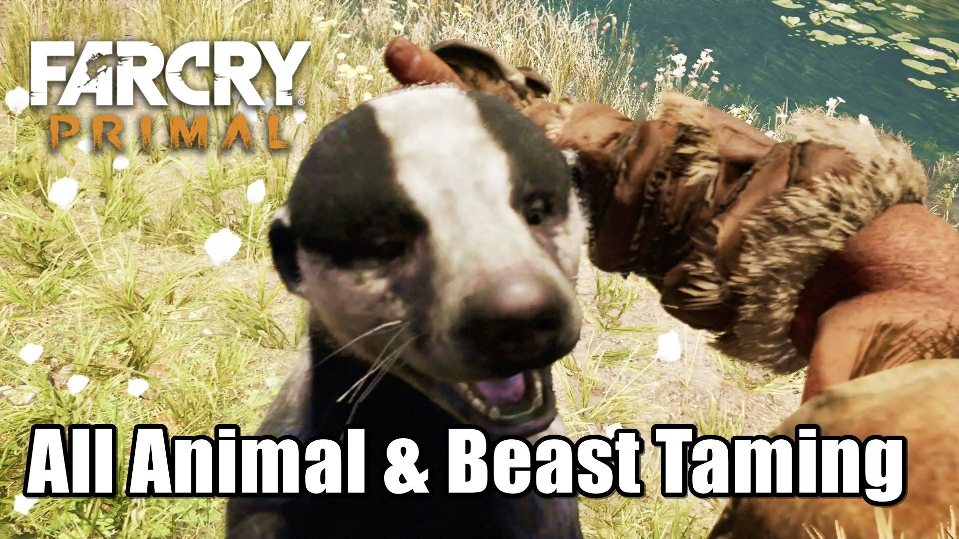 All Animal And Beast Taming Stats Abillties Far Cry Primal Oskor
