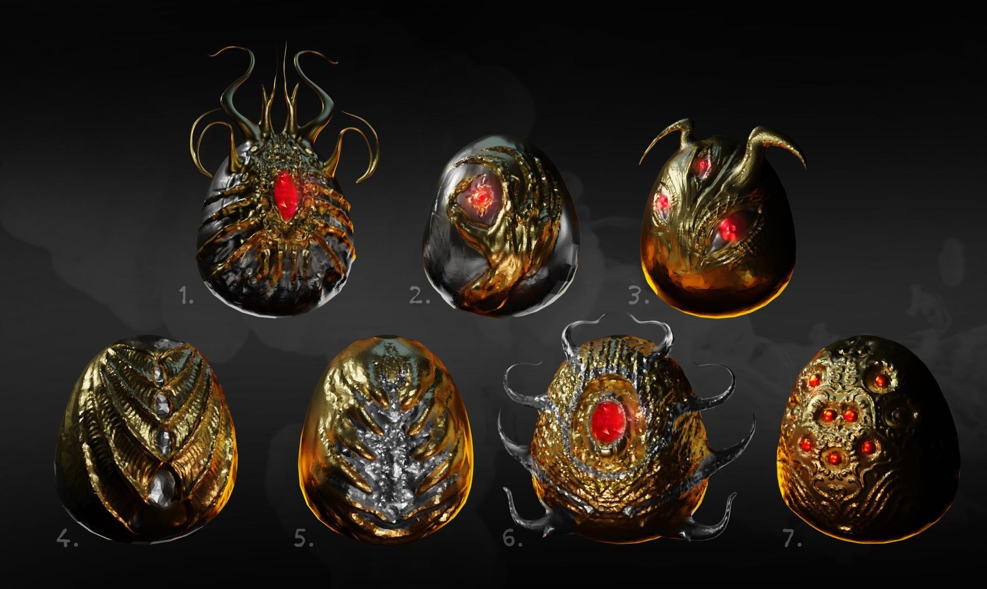 36++ Evil egg information