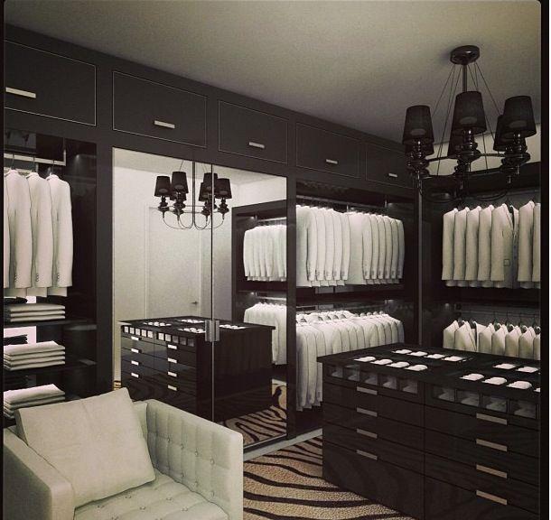 Mans Closet Men ClosetWalk