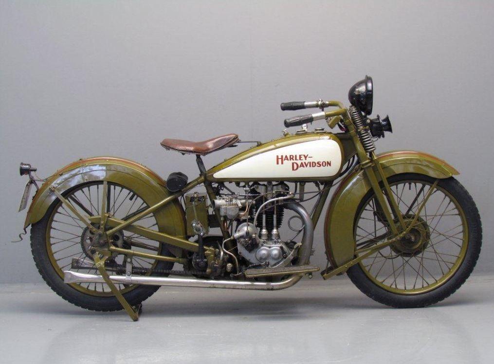 Harley Davidson 1929 29baf 350cc 1 Cyl Ohv Harley Davidson Classic Bikes Harley