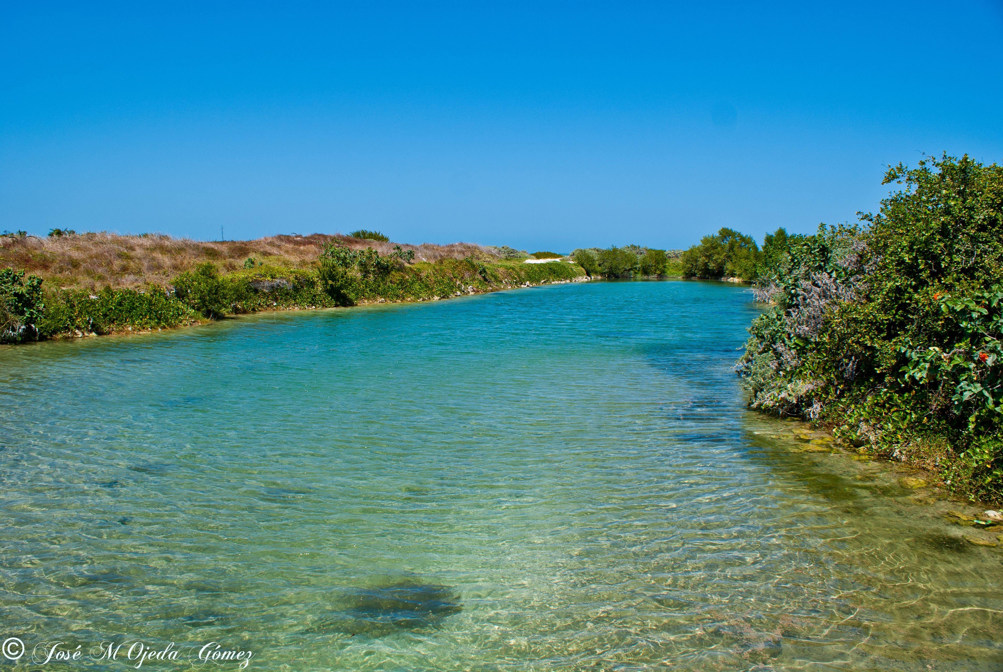 Ojo De Agua Sisal Yucatan Mexico Sisal Yucatan Mexico  # Muebles Sisal Queretaro