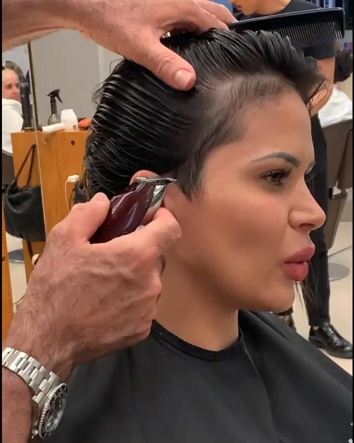 Ideias de cortes de cabelo curto feminino -
