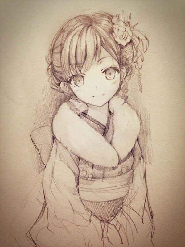 55 Beautiful Anime Drawings Cuded Anime Drawings Sketches Anime Sketch Anime Art