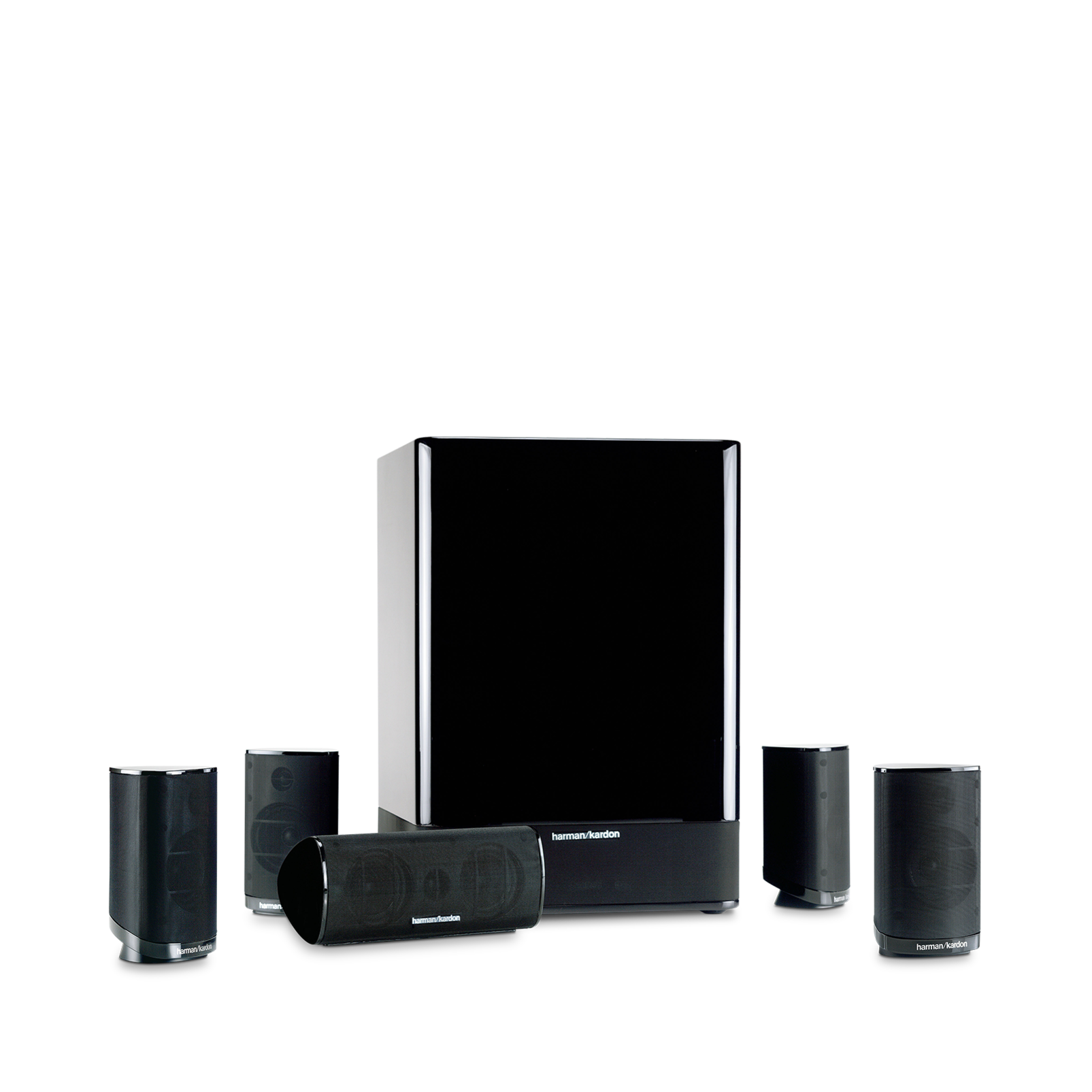 Hkts 15 Home Theater Speaker System Home Theater Speakers Home