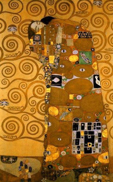 Gustav Klimt El Abrazo Gustav Klimt Art Klimt Art Gustav Klimt