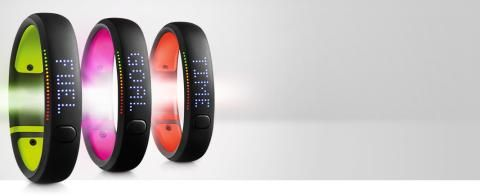 Nike Fuelband SE - with sleep tracker