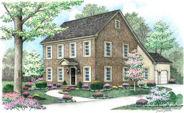Alp 03dp House Plan With Images Colonial House Plans Country Style House Plans Saltbox Houses