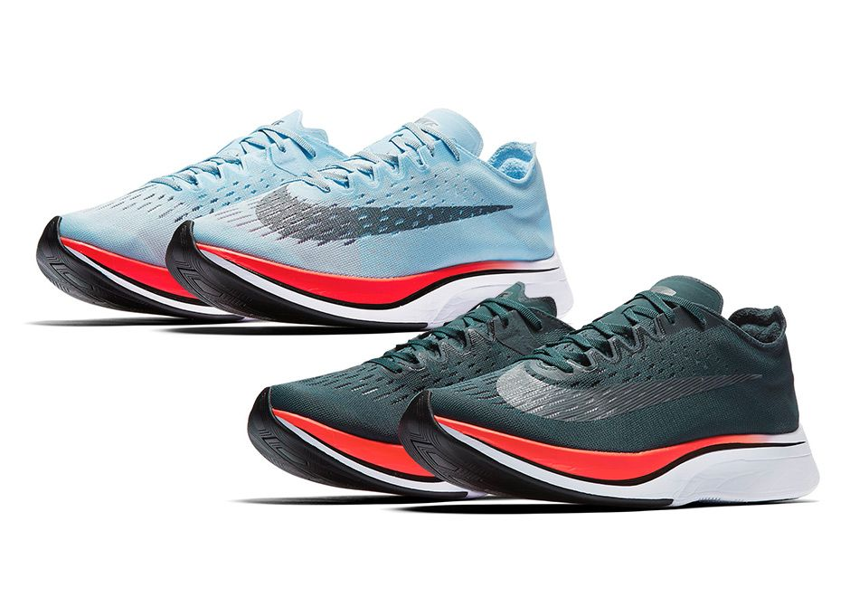 Nike Zoomx Vaporfly 4 Release Date 880847 401 880847 400 Sneakernews Com Nike Nike Zoom Marathon Running Shoes