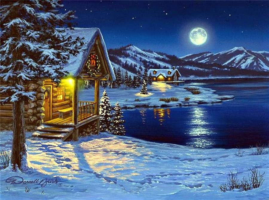levkonoe   Entries tagged with зимние домики   dekory a vánoce ...