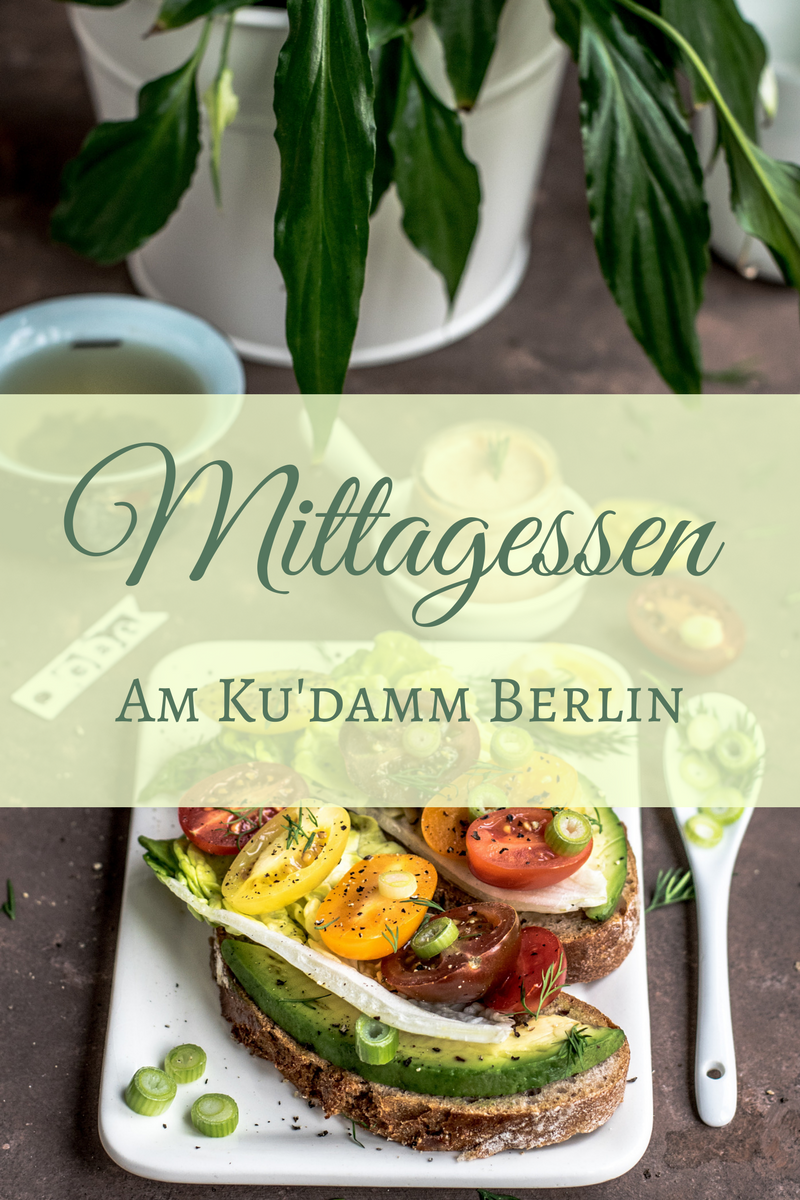 Photo of Tips for lunch in restaurants on Ku'damm, Berlin