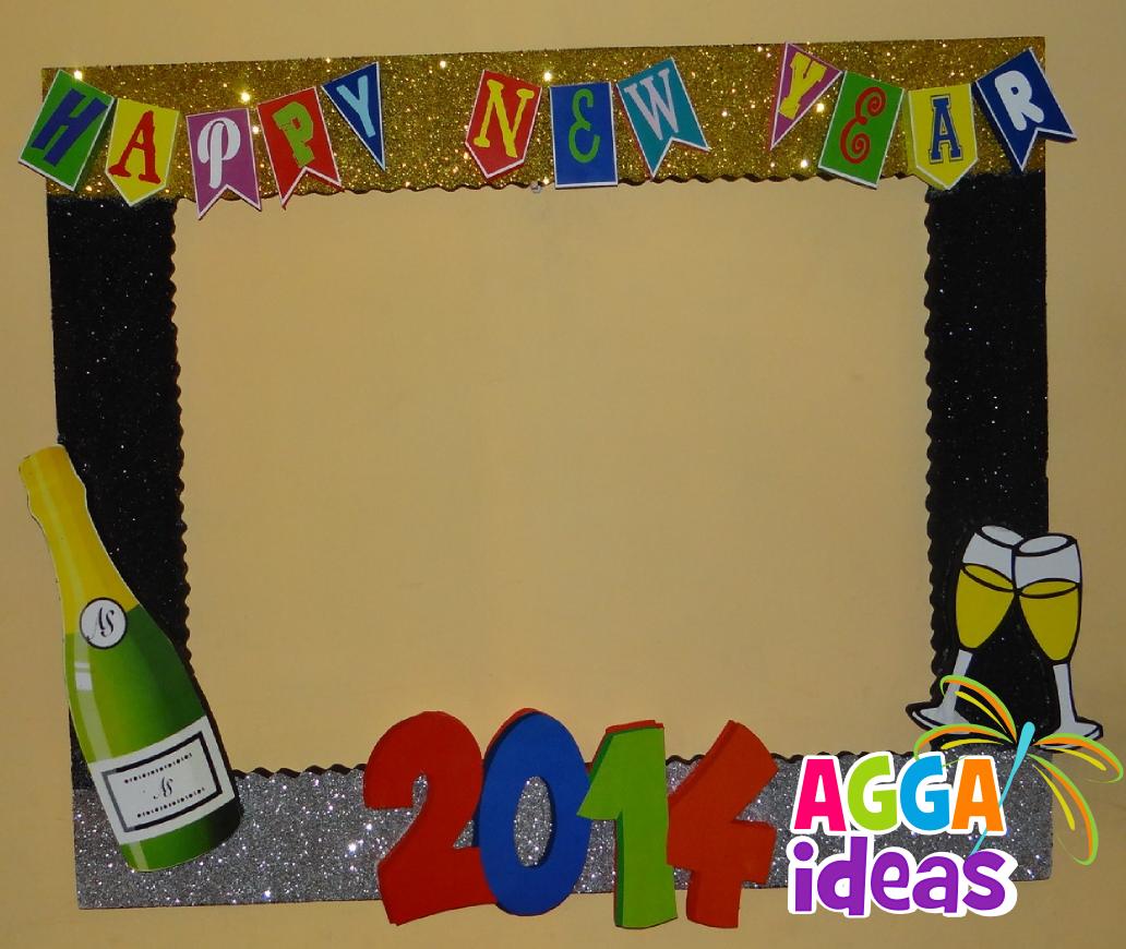Happy new year | marcos d fotos | Pinterest | Marcos, Marcos para ...