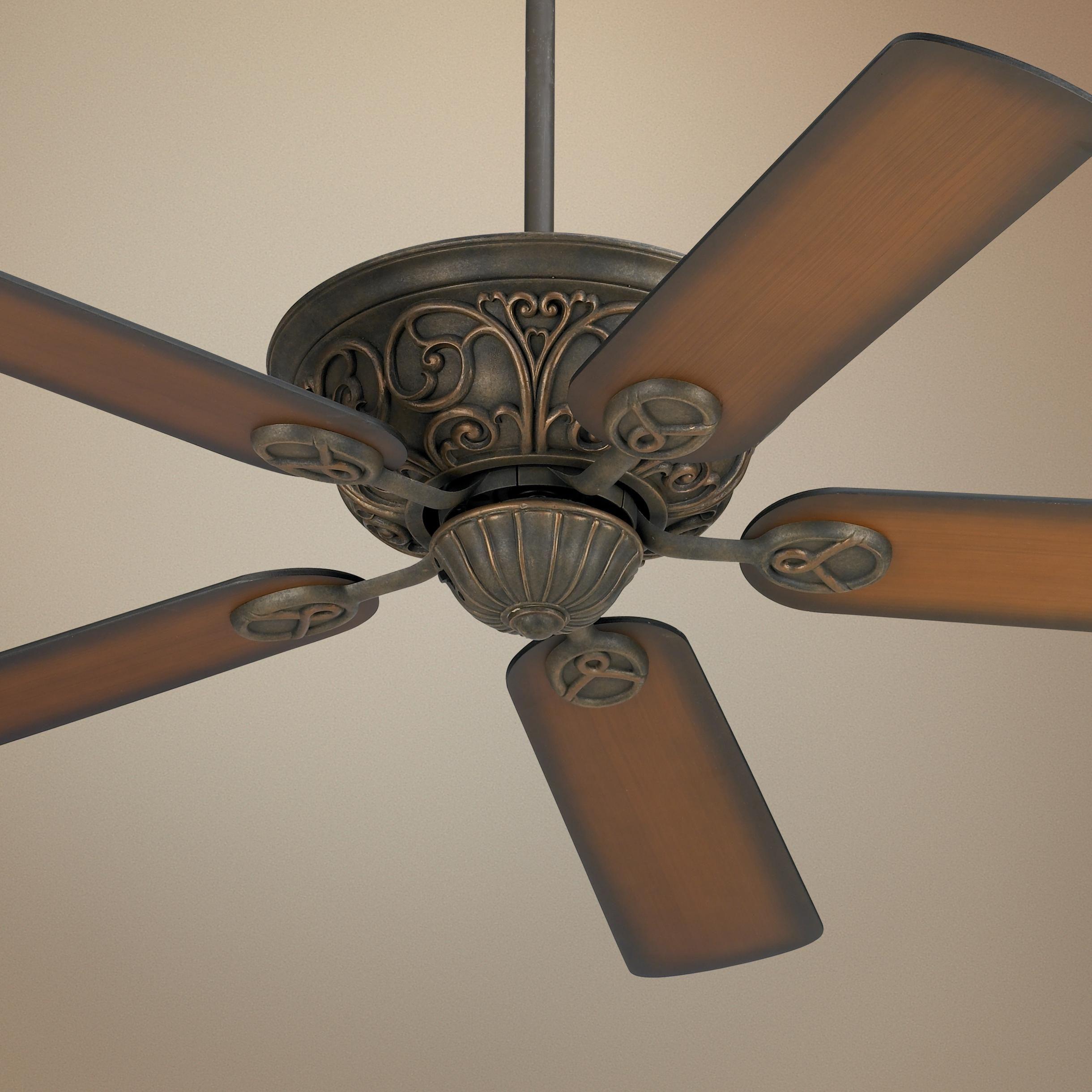 52 Casa Contessa Bronze Teak Finish Ceiling Fan 11g49 Lamps Plus With Images Ceiling Fan Bronze Ceiling Fan Brushed Nickel Ceiling Fan
