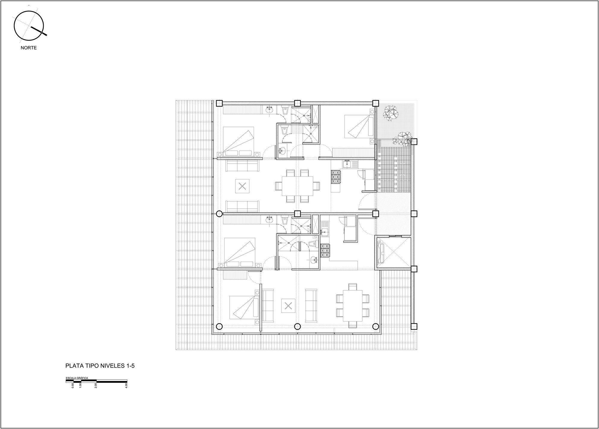 Central de arquitectura a mexico city based design studio has - Dubl N 25 Central De Arquitectura