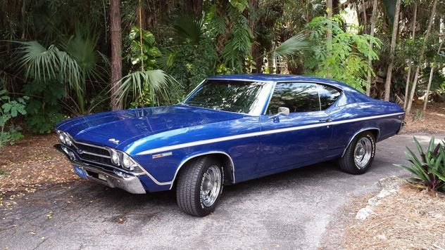 1969 Chevy Chevelle For Sale in Naples, Florida - Classics