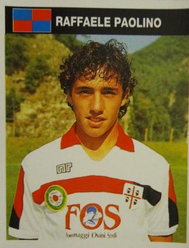 Raffaele Paolino #cagliari