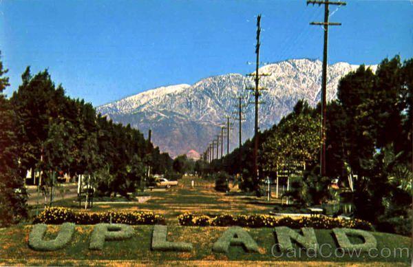 Upland Upland California Upland Scenic