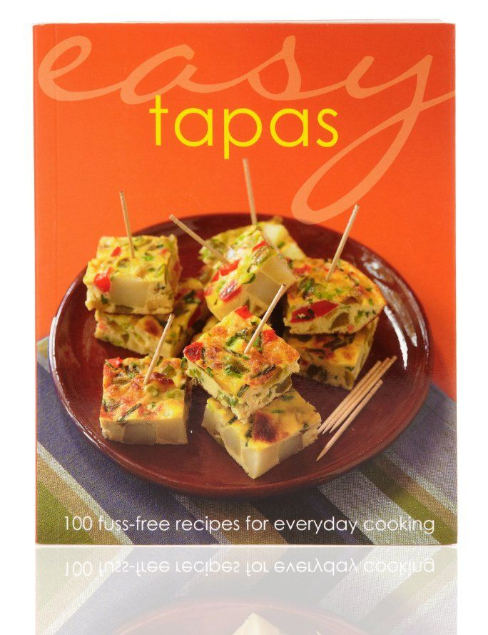 Easy tapas recipe book recipes recipes recipes pinterest tapas food easy tapas recipe book forumfinder Images