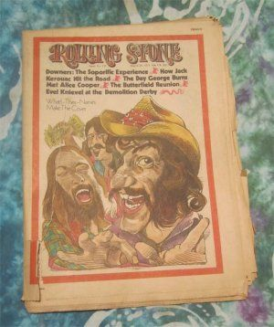 dr hook rolling stone magazine
