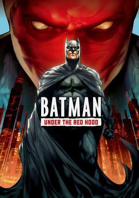 Batman Under The Red Hood Red Hood Red Hood Movie Batman