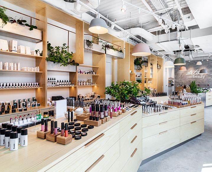The Detox Market Just Opened New York's Biggest Green