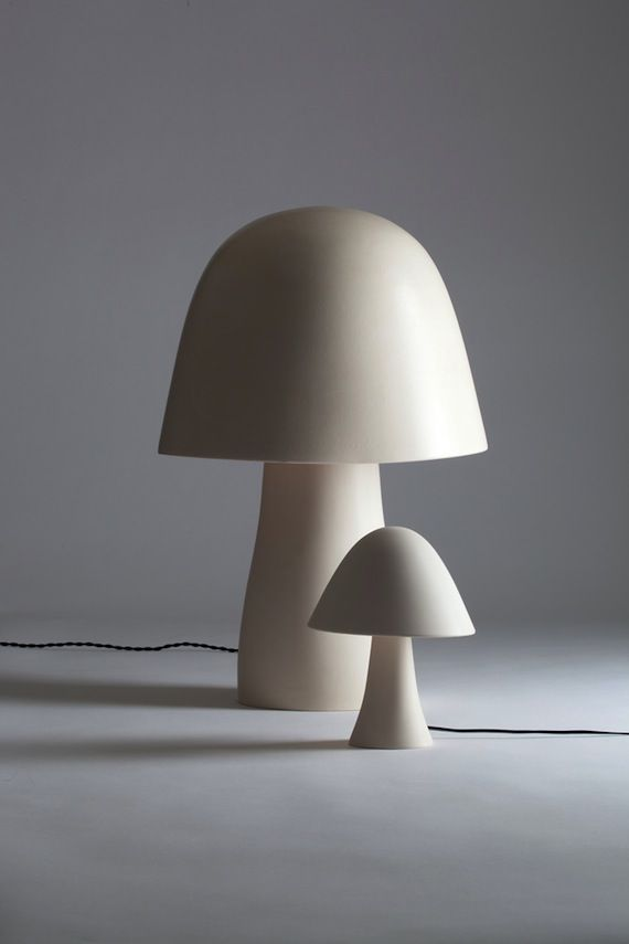 Magnificent Jos Devriendt Glazed Ceramic Table Lamps 2013 Surface Interior Design Ideas Inesswwsoteloinfo