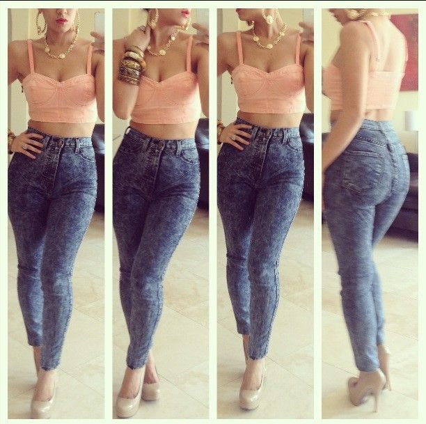 78  images about HIGH SKINNY JEANS on Pinterest | Follow me, High ...
