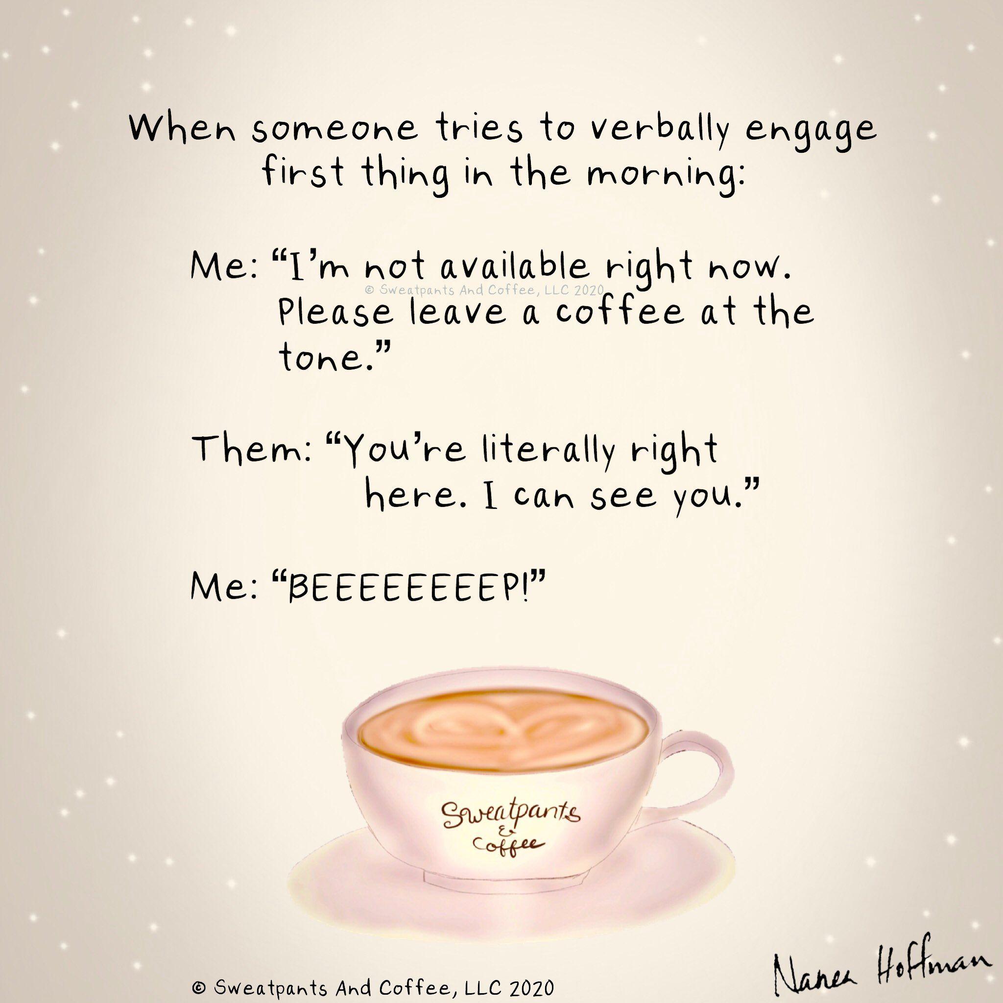 Sweatpants & Coffee on Twitter: