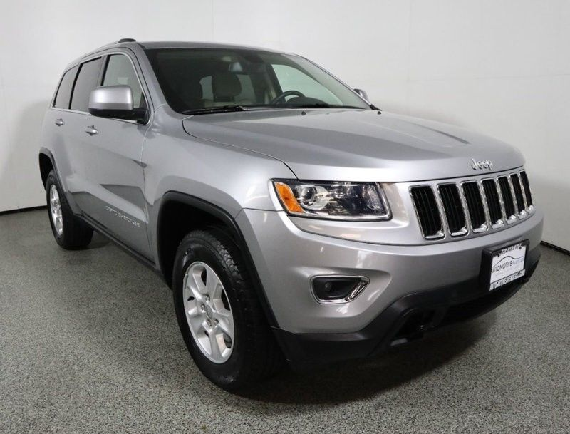 low miles 2015 Jeep Grand Cherokee 4×4 for sale (With
