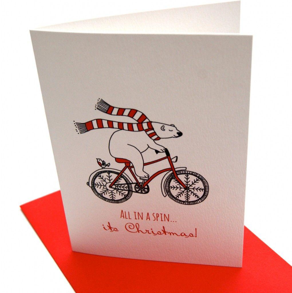 Hand Illustrated Christmas Cards Hummingbird Card Company Blog