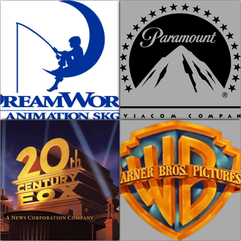 Pin on Film company logos